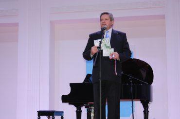 Большой праздничный концерт в Астане