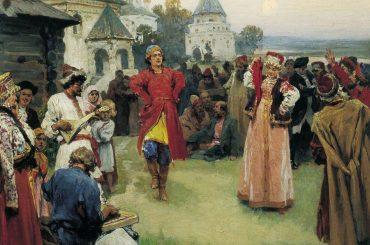 Пасхальный фестиваль «Русская мозаика»