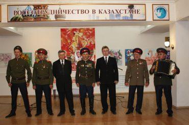 Праздничный концерт ко Дню Победы в Астане