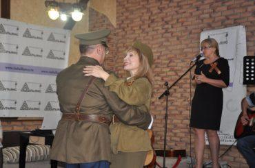 Концерт в честь Дня Победы в Алма-Ате