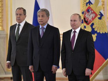 Владимир Путин: Казахстан – наш надёжный друг и стратегический союзник