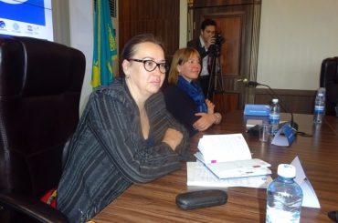 Международный круглый стол в Алма-Ате