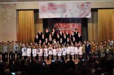 Концерт «Мы помним!» в Алма-Ате