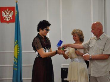 Церемония вручения литературных наград в Генеральном Консульстве Российской Федерации