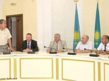 Заседание Ассоциации народа Казахстана