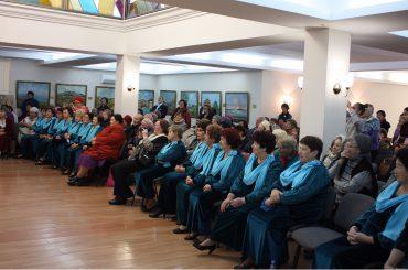 Навстречу Международному дню пожилых людей