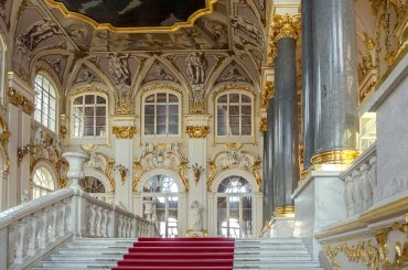 В Санкт-Петербурге открылся III Международный фестиваль «Открой свою Европу в Эрмитаже»