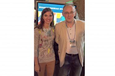 Впечатления участницы из Казахстана о Большой книжной ярмарке в Перми