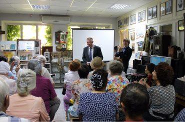 Литературный вечер А.К.Толстого в Уральске