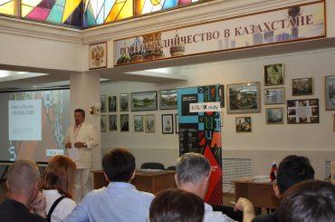 Образовательная выставка с участием ведущих российских университетов