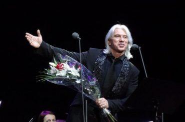 Дмитрий Хворостовский отмечает 55-летие