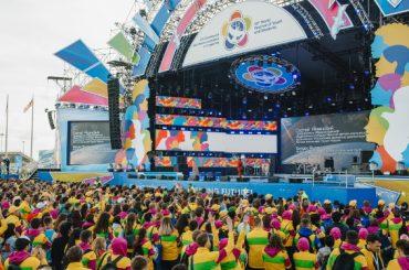 В Сочи дан официальный старт Фестивалю молодёжи и студентов
