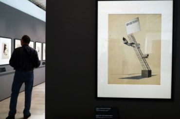 Масштабная выставка авангардиста Эль Лисицкого открылась в Третьяковской галерее