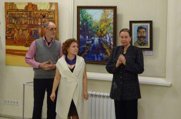 Россия глазами художников Алматы