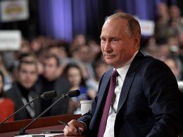Мировые лидеры поздравляют Владимира Путина с победой