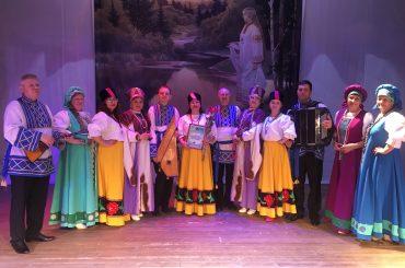 Юбилейный концерт фольклорного ансамбля «Коляда»