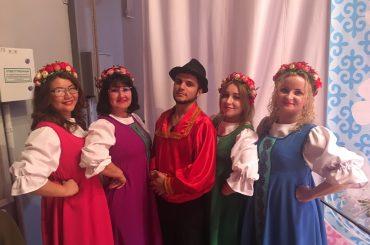 Фестиваль цыганской песни и танца