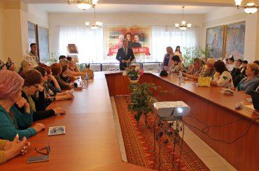 День русского языка отметили в музее М.Шолохова в Западном Казахстане