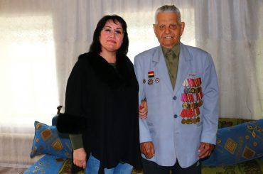 Легенды Казахстана: ветеран ВОВ Александр Андреевич Андреев
