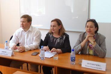 Школа по Центральной Азии в Алма-Ате