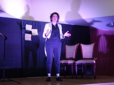 Спектакль о Пушкине в Талды-Кургане