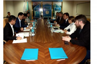 В Астане обсуждались перспективы инновационного сотрудничества России и Казахстана