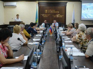 С 24 по 26 мая в Атырау (Казахстан) прошли праздничные мероприятия ко Дню славянской письменности и культуры
