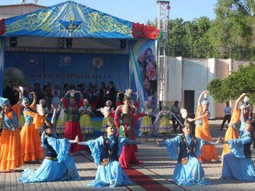 Гала-концерт Фестиваля в Текеле