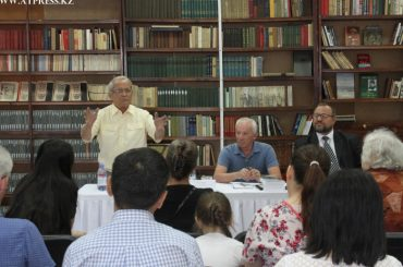 Книга о городе Гурьеве: о крае, людях и событиях