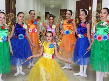Праздничное мероприятие с Воскресной школой «Кристалл»