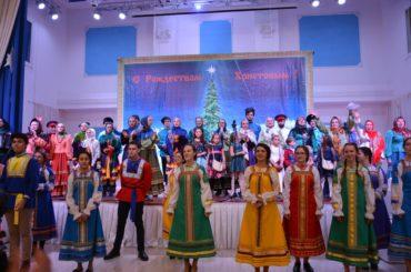 Рождественские гуляния в Астане