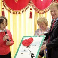 Акция «Дарите книги с любовью» прошла в Астане