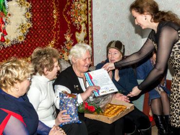 В Таразе отпраздновали 75-летие полного освобождения Ленинграда от фашистской блокады