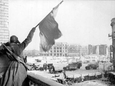 31 ЯНВАРЯ 1943 ГОДА В СТАЛИНГРАДЕ КАПИТУЛИРОВАЛА АРМИЯ ПАУЛЮСА