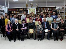 ДЕНЬ ДАРЕНИЯ КНИГ отметили в НАРОДНОЙ БИБЛИОТЕКЕ «БЫЛИНА» города Атырау