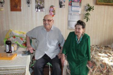 Ветерану Великой Отечественной войны Николаю СЛАВОВУ исполнилось 98 лет!
