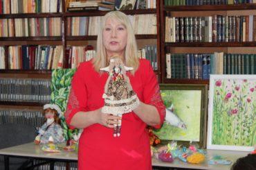 Творческий вечер поэтессы Надежды Эксузьян в Атырау