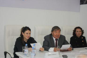 В Алматы состоялся круглый стол «Золотая Орда как исторический формат взаимодействия культур»