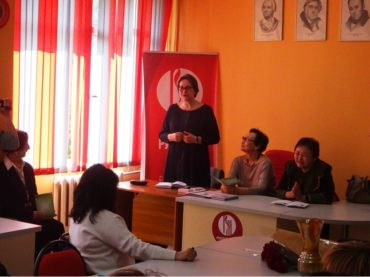 Научный семинар «Русский язык на перекрёстке Азии и Европы» в Алматы