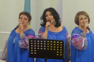 Грандиозным концертом завершился проект «Любовь без границ» в Алматы