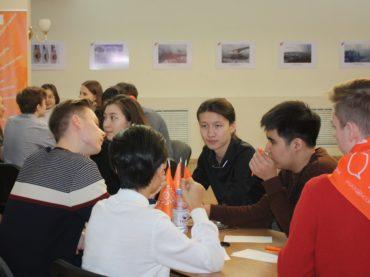 Школьники Астаны приняли участие в VI Всероссийском синхронном чемпионате по интеллектуальным играм