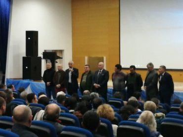 В Алматы состоялся предпремьерный показ документального фильма «Жизнь специального назначения»