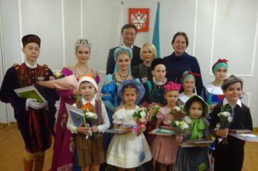 В Генеральном консульстве Российской Федерации в Алматы отметили Международный день театра