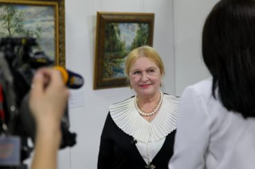 Выставка «Любовь без границ» открылась в Нур-Султане