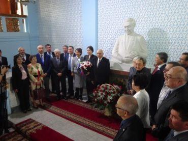 В Алматы прошла международная конференция, приуроченная к 120-летию выдающегося казахского учёного К. И. Сатпаева