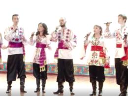 Концерт ансамбля славянской песни под руководством Татьяны Ивлевой