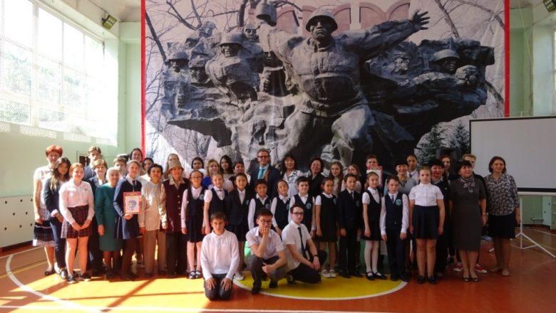 В Алматы подвели итоги конкурса «Письмо с фронта»