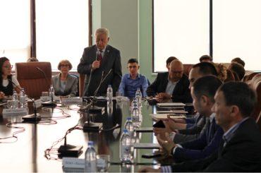 «Ярмарка вакансий» в Казахстанском филиале МГУ им. М.В.Ломоносова