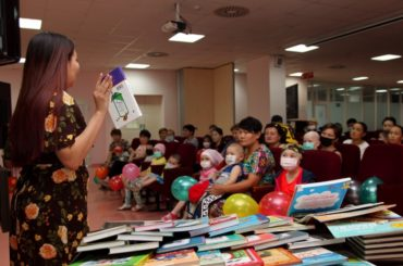 Праздник для маленьких пациентов крупнейшей клиники Казахстана
