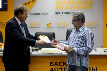 Праздник журналистов Казахстана